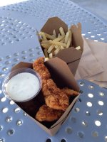 Chicken strips and French fries | Photo Courtesy of Chiara A. from Yelp